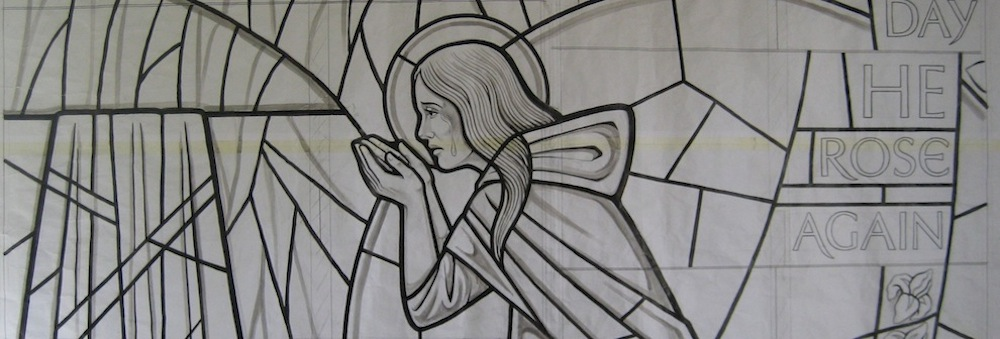 Mary Magdalen cartoon crop 2