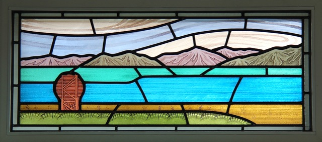 Richmond Residence1 ©Gilroy Stained Glass