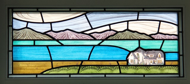 Richmond Residence2 ©Gilroy Stained Glass