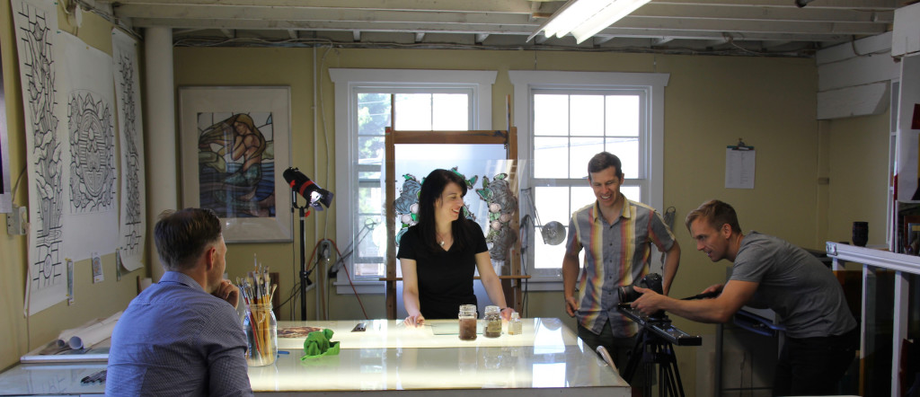 Filming Day image 1 – Version 2