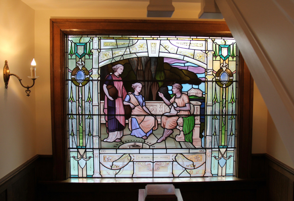 Shaughnessy Restoration Completed ©Gilroy Stained Glass